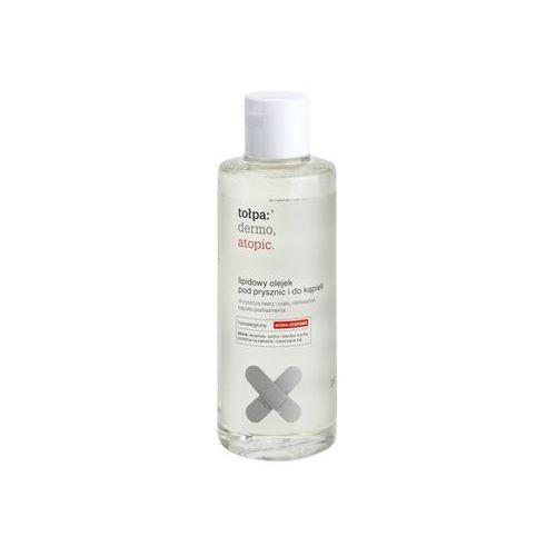 Tołpa Dermo Atopic lipidowy olejek pod prysznic i do kąpieli (Hypoallergenic) 200 ml