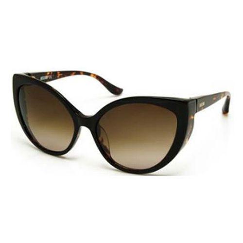 Okulary słoneczne  mo 666 02 bh marki Moschino
