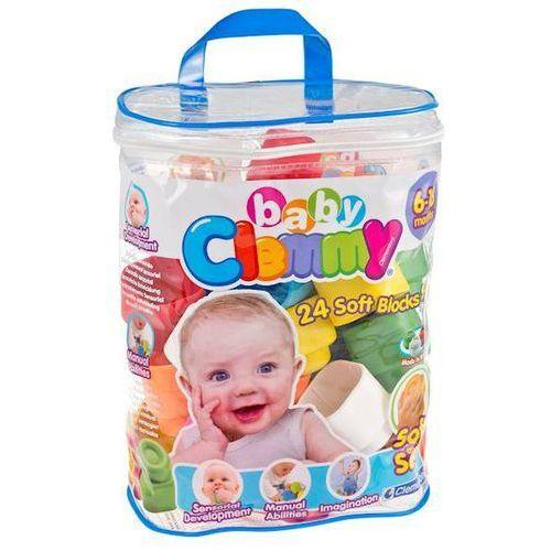 Clementoni Baby- Clemmy: Woreczek z klockami