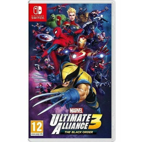 Marvel Ultimate Alliance 3 The Black Order (0045496423391)