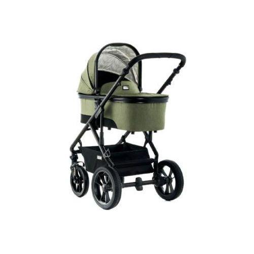 Moon wózek wielofunkcyjny nuova city olive/fishbone