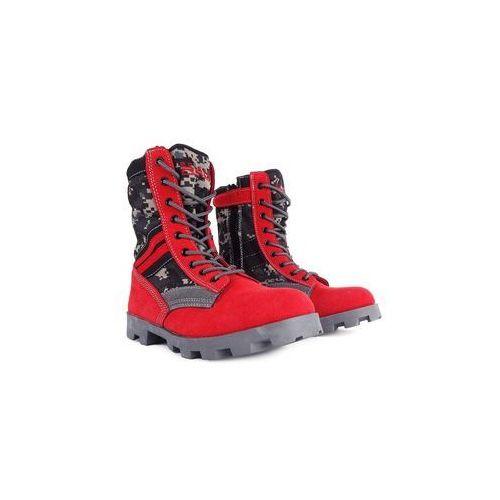 Buty double red red&grey digital (6954881101520) marki Double red / słowacja