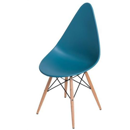 Krzesło Rush DSW navy green (5902385700184)