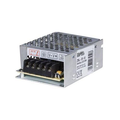 Zasilacz do LED ZSL-25W-12V ZAMEL (5903669074526)