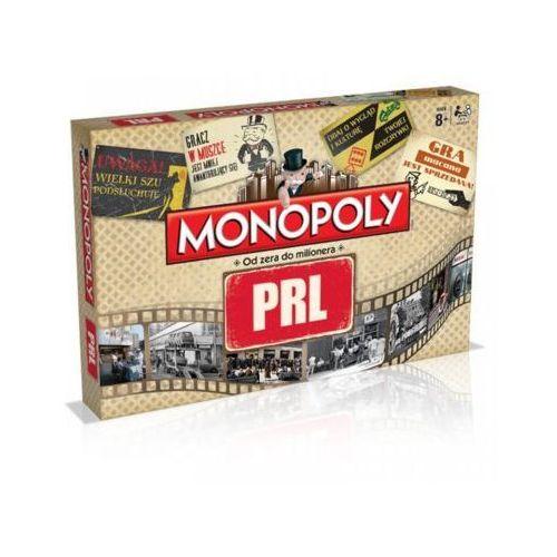 HASBRO Monopoly PRL