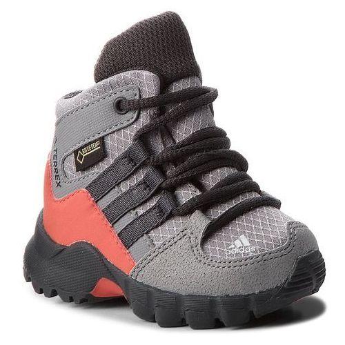 Buty adidas - Terrex Mid Gtx I GORE-TEX D97656 Grethr/Carbon/Trasca