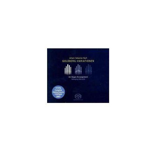 Goldberg - variationen / clavierubung part iv / an organ arrangement marki Oehms classics