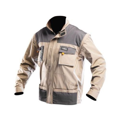 Bluza robocza r. XL / 56 2w1 z odpinanymi rękawami NEO 81-310 (5907558419412)
