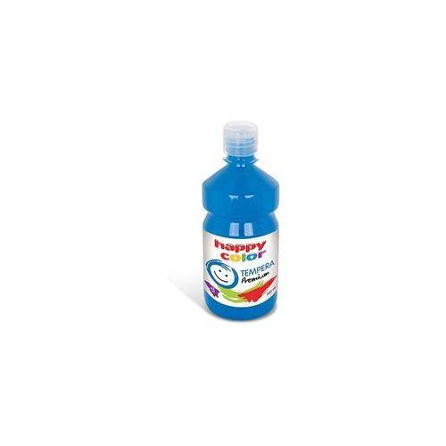 Farba tempera 500ml - niebieski nr 3 marki Happy color