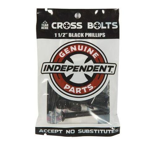 montażówki INDEPENDENT - Genuine Parts Phillips Hardware 1.50in Black (88763)