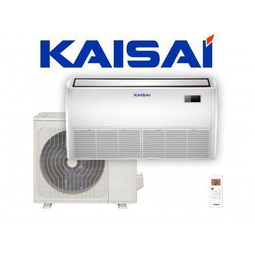 Klimatyzacja, klimatyzator podstropowo-przypodłogowy 5,3kw/5,6kw (kue-18hrf32, kob30u-18hfn32) marki Kaisai