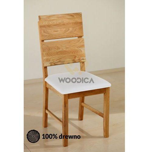Krzesło dębowe 03b marki Woodica