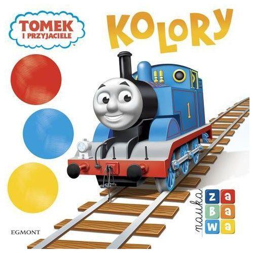Tomek i przyjaciele. Kolory. Nauka i zabawa