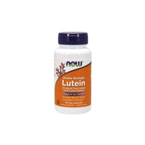 Luteina 20 mg Xangold 90 Softgels NowFoods