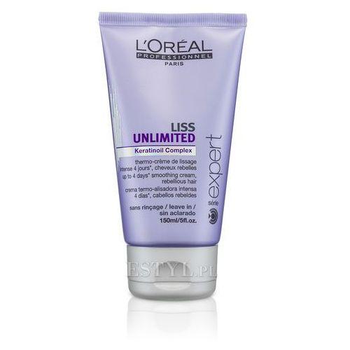 L´oreal paris  expert liss unlimited smoothing cream 150ml w maska do włosów wygładzająca