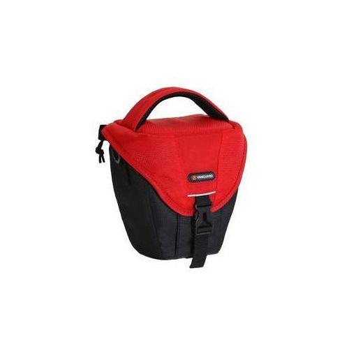 Torba dla aparatów/ kamer wideo  biin ii 14z czarna/czerwona wyprodukowany przez Vanguard