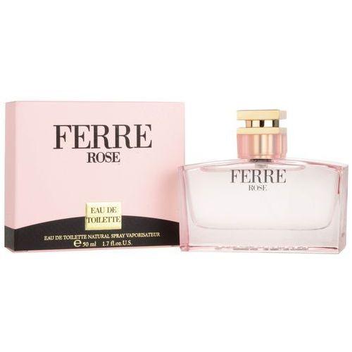 Gianfranco Ferre Ferre Rose Woman 50ml EdT