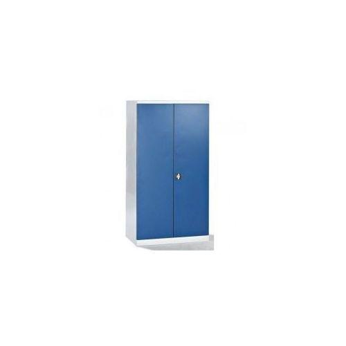 Malow Szafa warsztatowa swm 205 z pojemnikami niebieska