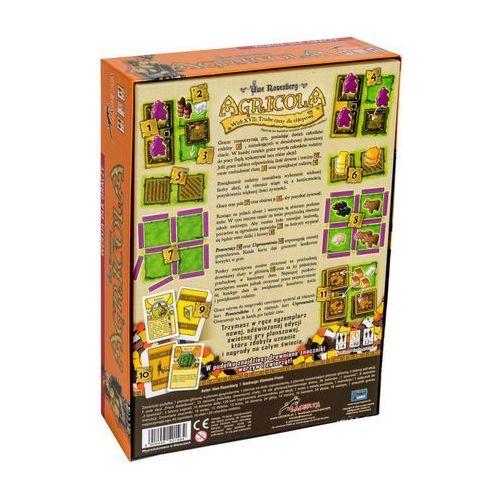 Agricola (wersja dla graczy), 9196-923CD