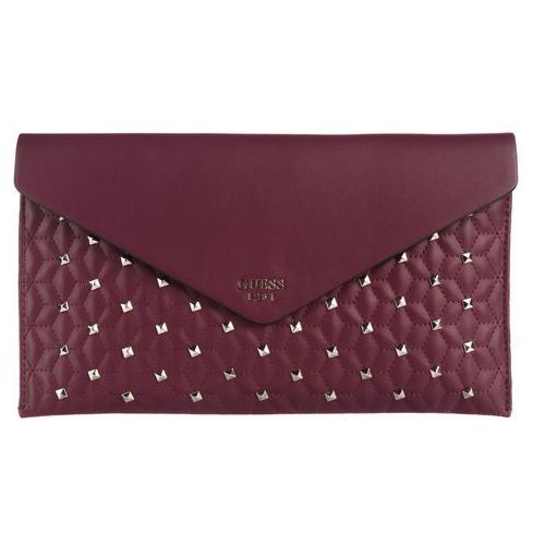 Guess fall in love mini clutch czerwony uni