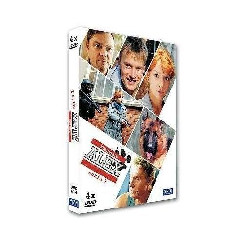Komisarz alex. seria 2 (4 dvd) marki Tvp