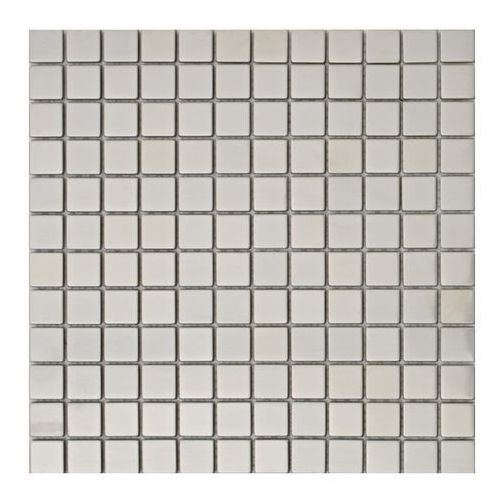 Mozaika Alessio Colours 30 x 30 cm stainless steel grey light (5052931200962)