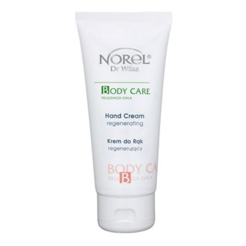 Norel (dr wilsz) body care regenerating hand cream regenerujący krem do rąk (dk036)