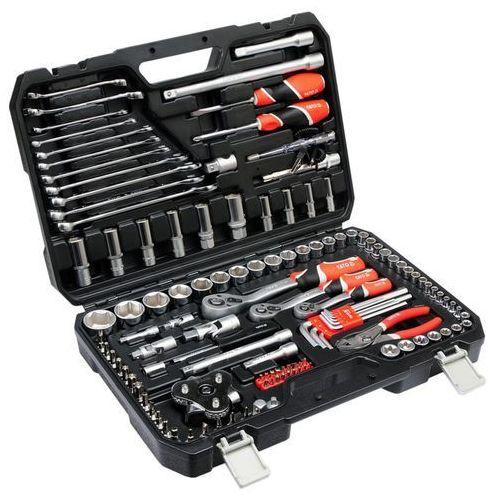 Yato Zestaw narzędzi 126cz. dla serwisów samochodowych / yt-38875 / - zyskaj rabat 30 zł (5906083388750)