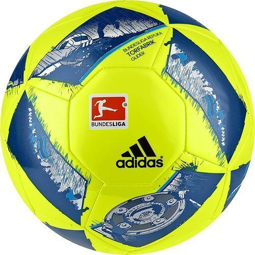 Piłka nożna ADIDAS AO4826 R.4 Torfabrik Bundesliga (rozmiar 4)