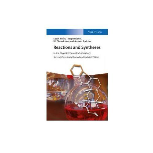 Reactions and Syntheses (kategoria: Literatura obcojęzyczna)