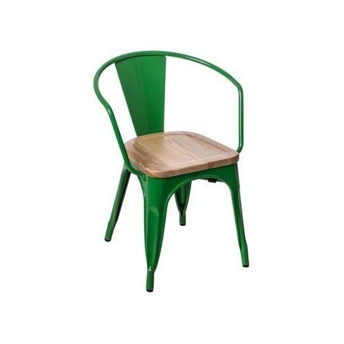 Design town Krzesło paris wood jesion - inspirowane proj. tolix