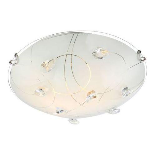 Globo ALIVIA lampa sufitowa Nikiel matowy, 1-punktowy - - Design - Obszar wewnętrzny - ALIVIA - (9007371247738)