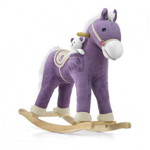Milly-mally Koń pony purple na biegunach - szybka wysyłka - 100% zadowolenia. sprawdź już dziś! (5901761122589)
