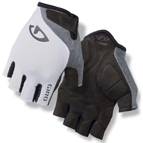 Giro jag'ette rękawiczka rowerowa kobiety biały/czarny m 2018 rękawiczki szosowe (0768686023507)