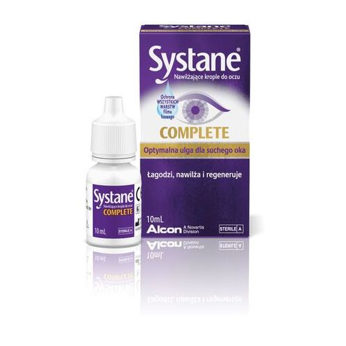 Alcon Systane complete 10 ml