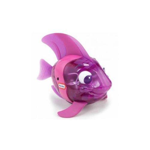 Pływająca Rybka, fioletowa