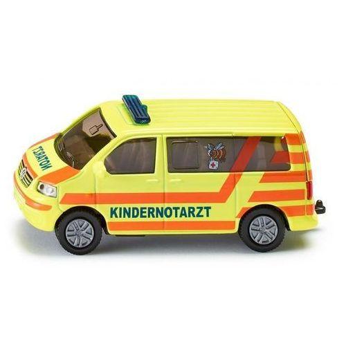 Trefl Siku 14 samochod dzieciecego pogotowia ratunkowego