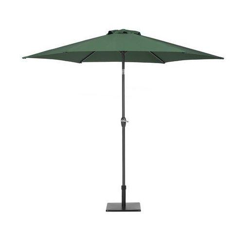 Parasol ogrodowy Ø270 cm zielony VARESE (4260602371052)