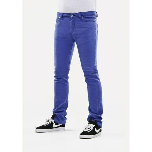 Spodnie - skin cobalt blu (cobalt blu) rozmiar: 30/30 marki Reell
