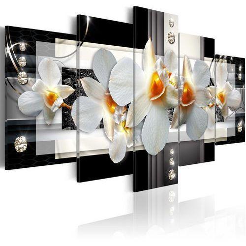 Obraz - słoneczne orchidee marki Artgeist