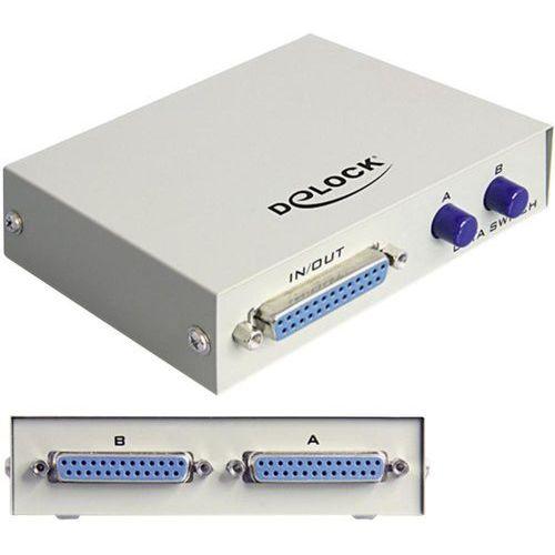 Przełącznik, switch Delock 1982656, 2 Porty, 1982656