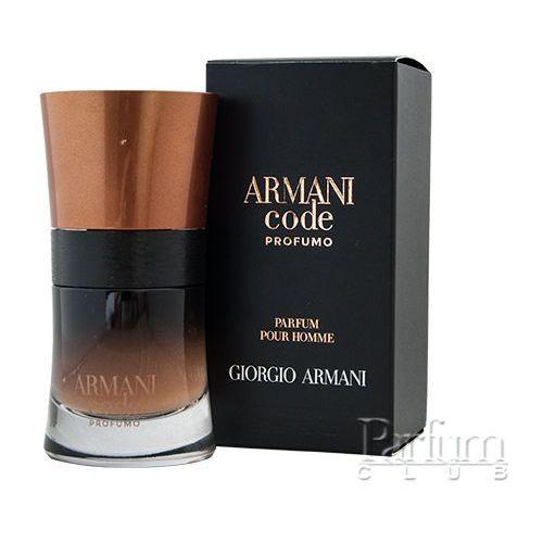 Giorgio Armani Code Profumo woda perfumowana 60 ml dla mężczyzn