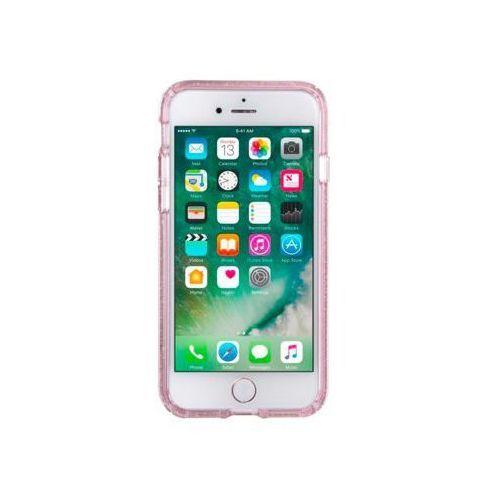 Etui SPECK Presidio Clear Glitter Apple iPhone 8 / 7 / 6s / 6 Różowy