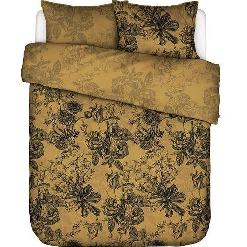 Essenza Pościel vivienne ochra 200 x 200 cm z 2 poszewkami na poduszki 80 x 80 cm (8715944653060)