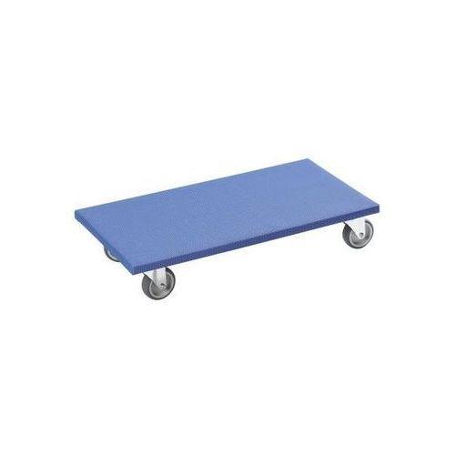 Wózek podmeblowy, dł. x szer. x wys. 600x300x120 mm, opak. 2 szt., od 2 opak. Ze