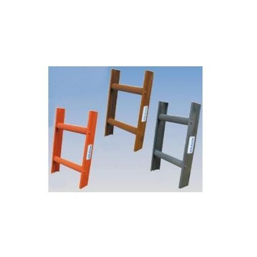 Drabina aluminiowa kominiarska 10 szczebli - 3 kolory, DRABKOMALU10