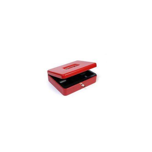 Argo s.a. Kasetka metalowa na pieniądze hf-m300a czerwona