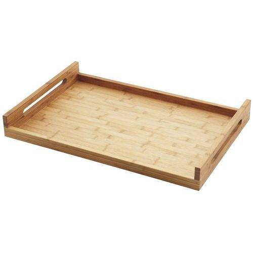 Taca roomservice brązowa, drewniana, 603x402 mm | , rv-643638-2 marki Revol
