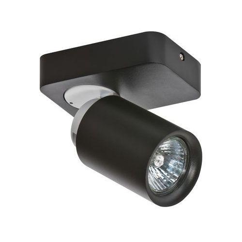 Azzardo Lampa tomi 1 black fh31311a11 kinkiet spot (5901238406815)