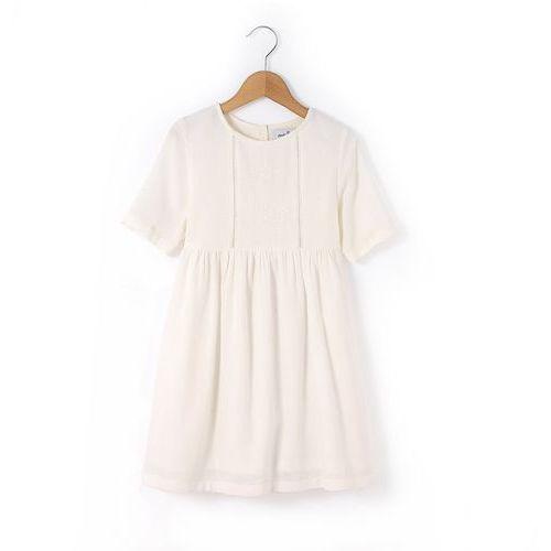 Sukienka haftowana w stylu folkowym 3-12 lat